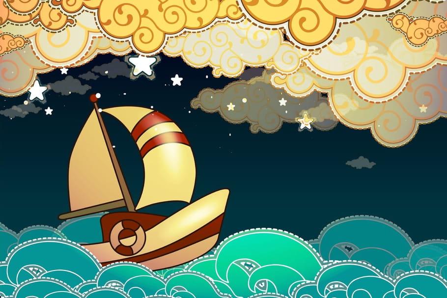 Comptine Veux tu monter dans mon bateau