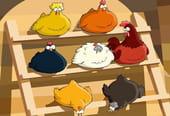 J'ai des poules à vendre