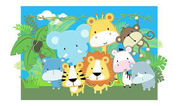 Village des animaux