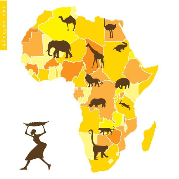 carte-de-la-savane-africaine