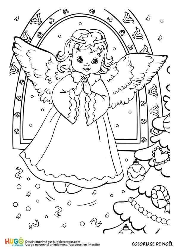 L Ange De Noël