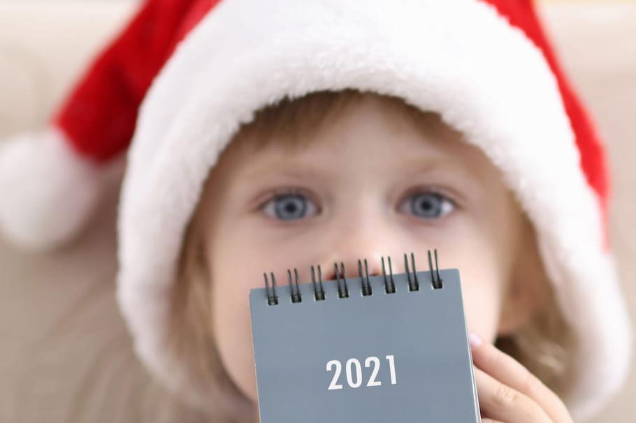 Calendrier 2021: nos modèles gratuits, à imprimer