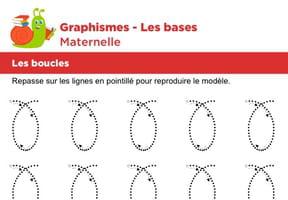 Les bases du graphisme, les boucles niveau 3