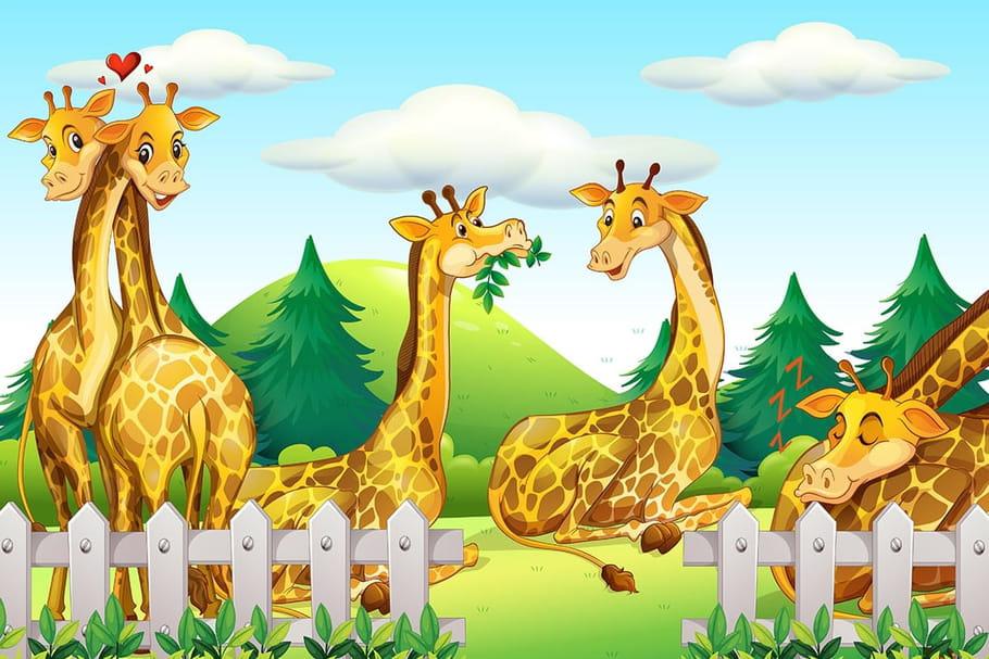 Zarafa la girafe