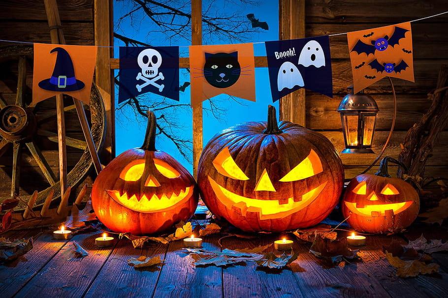 Bricolages Halloween: tutos faciles, déco et costumes d'Halloween