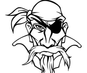 Tête de Pirate