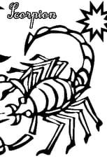 Coloriage Scorpion