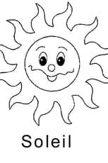 Coloriage lettre S comme soleil en Ligne Gratuit à imprimer