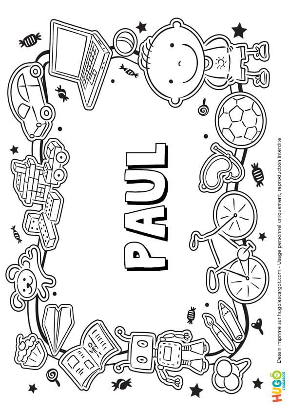 Paul prénom de garçon version3