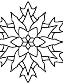 Mandala Edelweis