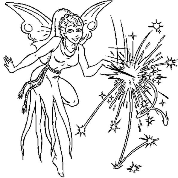 Coloriage baguette magique en ligne gratuit imprimer - Coloriage magique en ligne ...
