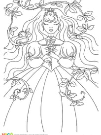 Coloriage Princesse Disney Trackidsp 006.Coloriage Princesse Disney Sur Hugolescargot Com