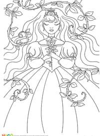 La Belle au bois dormant, princesse de légende